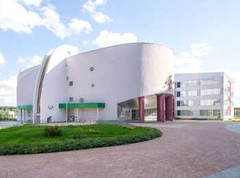 Школа на территории жилого комплекса Видный берег